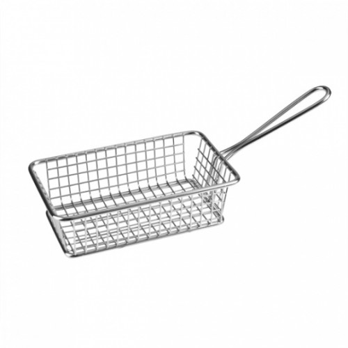 Serving Basket Mini Rectangular
