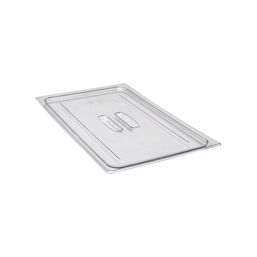 Cambro Steam Pan Cover - Clear With Handle