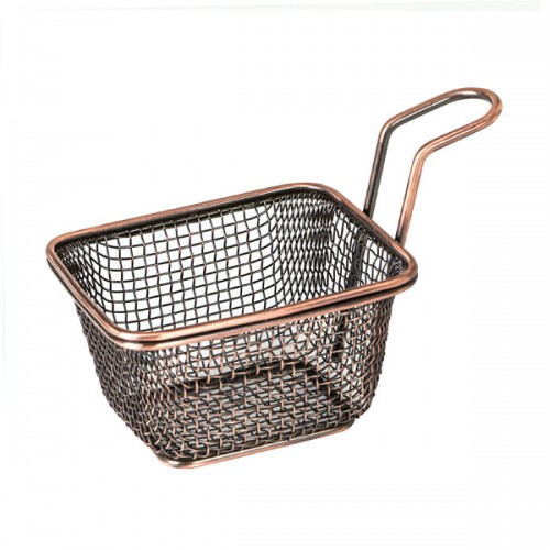 Moda Brooklyn Serving Basket Rectangle