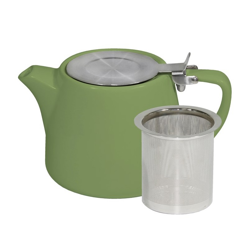 Brew Stackable Teapot With Infuser & Lid