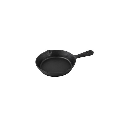 Provence Mini FryPan Round - Cast Iron