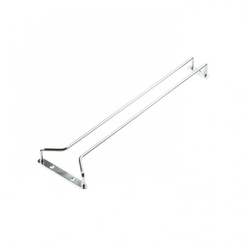 Glass Hanger Single Row - 40cm