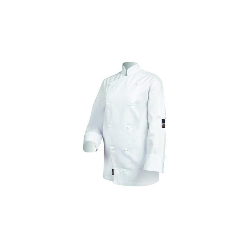 Prochef Jacket Poly Cotton Long Sleeve