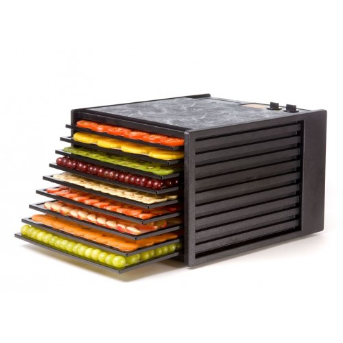 Excalibur Dehydrator 9 Tray With 26 hour Timer Black