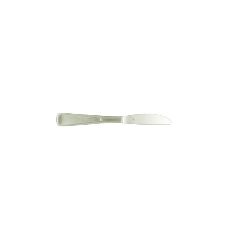 Elite Dessert Knife - Solid Handle
