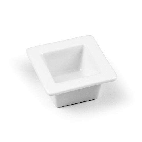 Ariane Miniature Deep Square Bowl With Rim