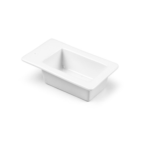Ariane Miniature Deep Rectangle Bowl