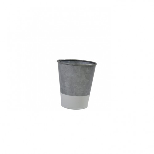 Coney Island Pot Flared - Galvanised/Dipped