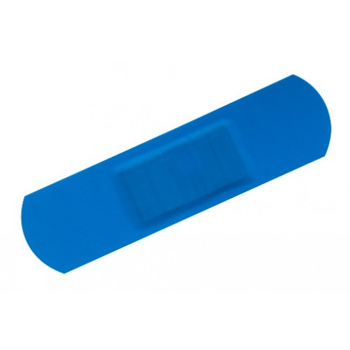 Bandaid Blue