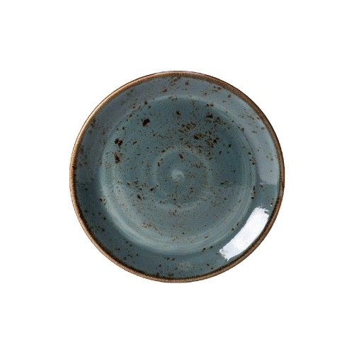 Steelite Craft Coupe Plate Blue - 6 Sizes