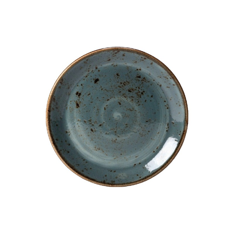 Steelite Craft Coupe Plate - BLUE