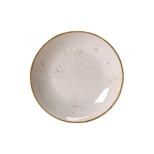Steelite Craft Coupe Plate - WHITE