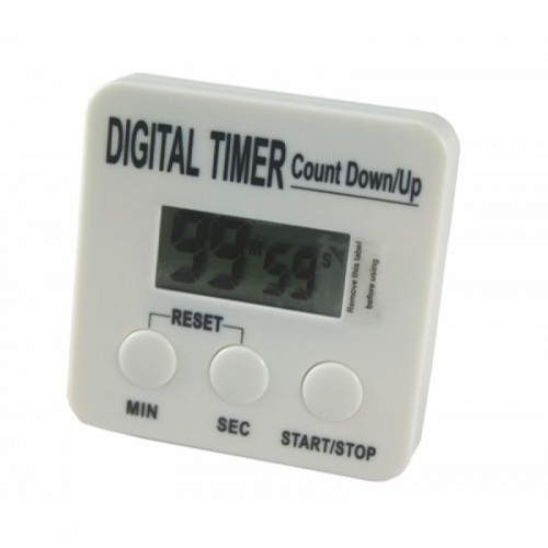 Big Digit Timer - Electronic Digital Count up