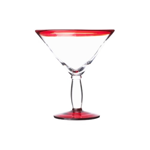 Libbey Aruba Red Cocktail Glass