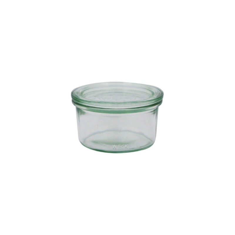 Weck Glass Jar with Lid