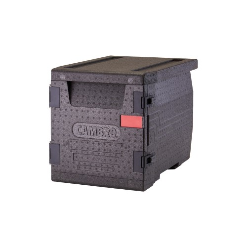 Cambro Gobox Insulated Container with Pan Front Loader