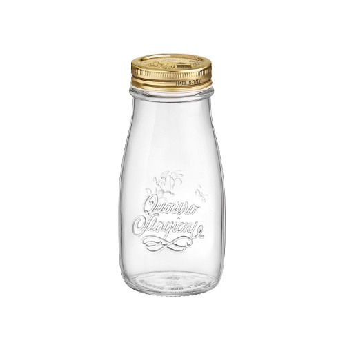 Bormioli Rocco Quattro Stagioni Bottle 400ml with Lid