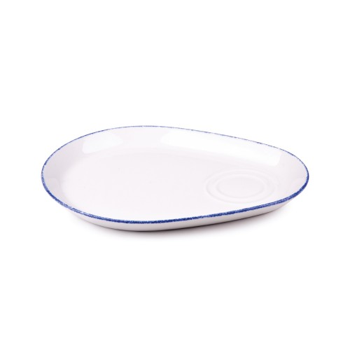 Steelite Performance Blue Dapple Combi Tray