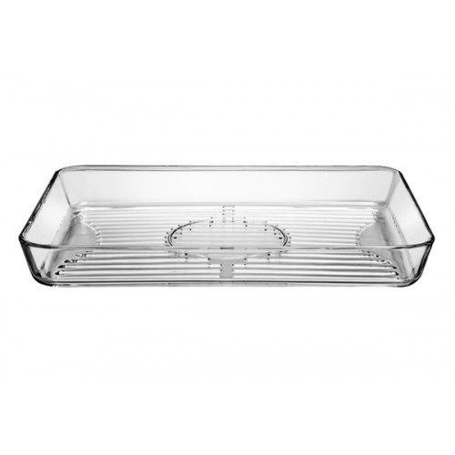 Borcam Rib Grill Tray - Rectangle
