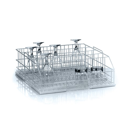 Winterhalter 5 Row Glass Basket - To Suit UC-M/L