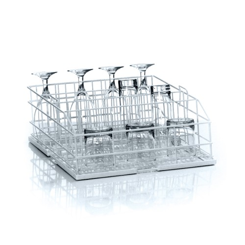 Winterhalter 4 Row Glass Basket - To Suit UC-S