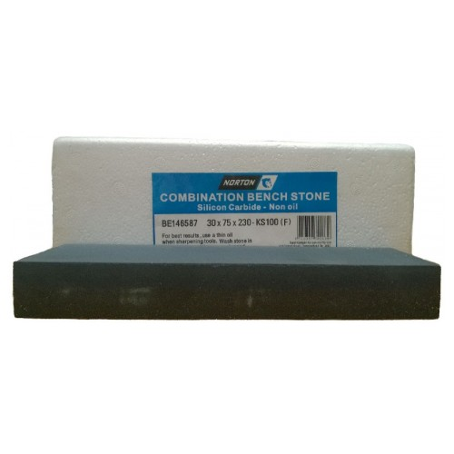 Norton Combination Bench Sharpening Stone