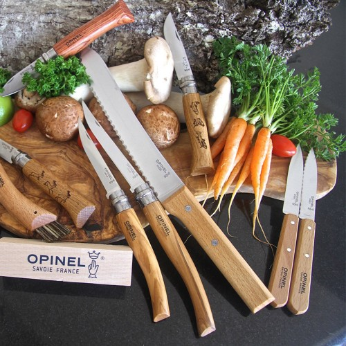 Opinel Bread Knife 21cm No.116