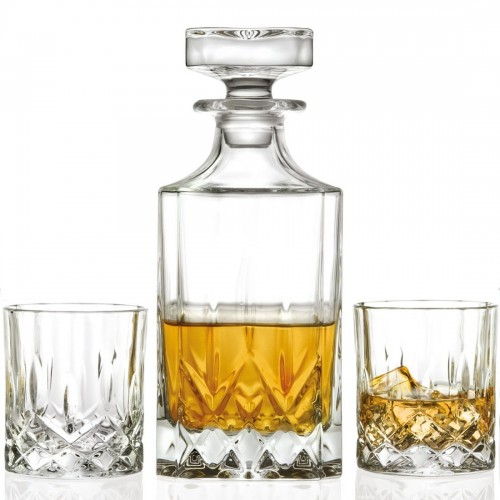 RCR Whiskey Set 3 Pce