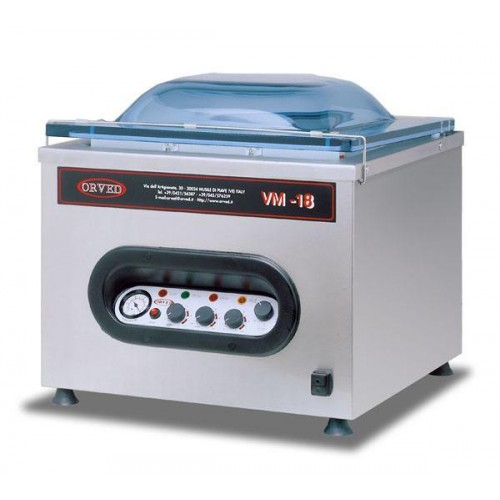 Orved Chamber Vacuum Sealer – Commercial