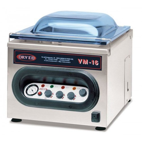 Orved Chamber Vacuum Sealer Commercial – VM16
