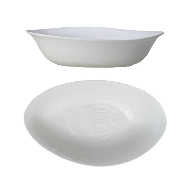 Steelite Scape Melamine Large Oval Bowl