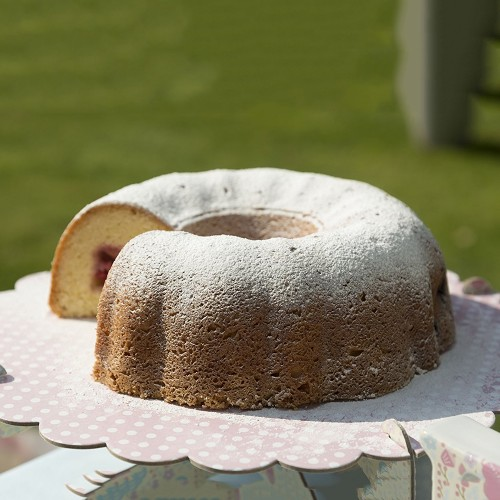 Fluted Ring Cake Pan  -  25 x 9cm
