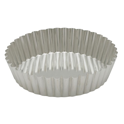 Round Fluted Quiche / Cake Pan -  Deep 180 x 40mm
