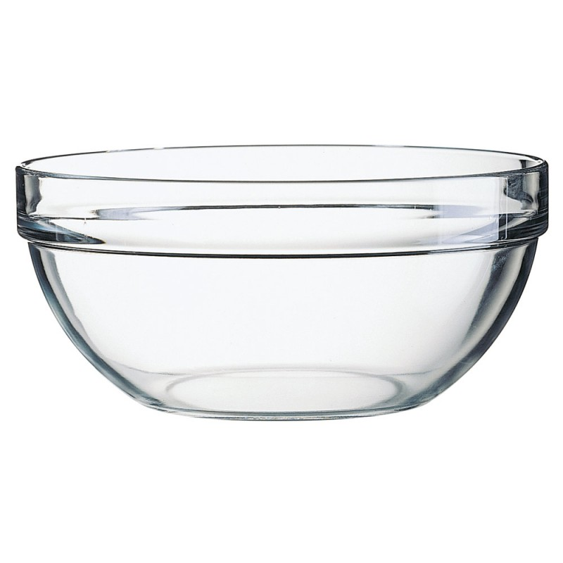 Arcoroc Bowl Glass Empilable - 7 Sizes
