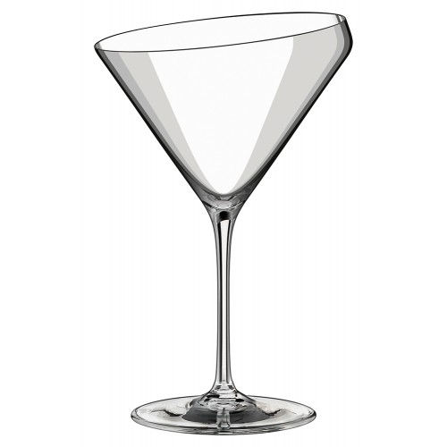 Rona Edge Martini Cocktail Glass - 390ml