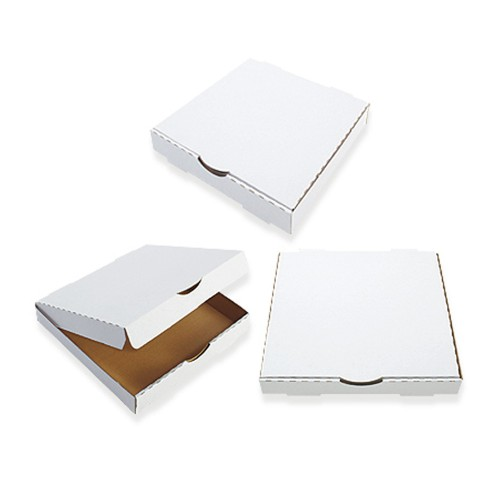 "Pizza Box White - Fit 13"" Pizza"