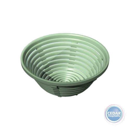 Loyal Plastic Proofing Basket Round - 2 Sizes