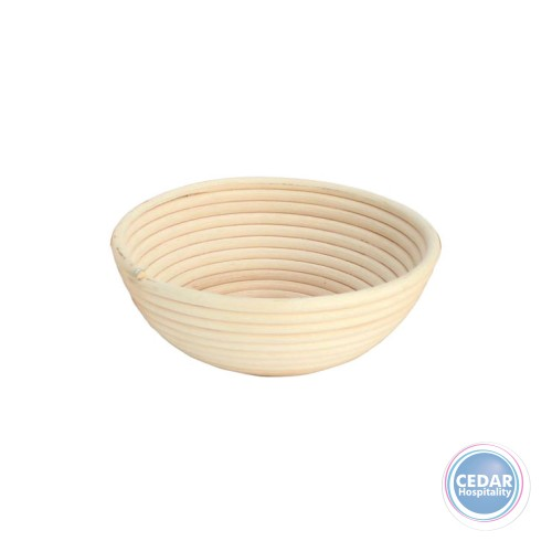 Loyal Rattan Proofing Basket Round - 2 Sizes