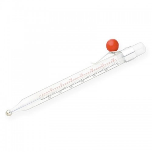 Avanti Glass Tube Deep Fry/Candy Thermometer