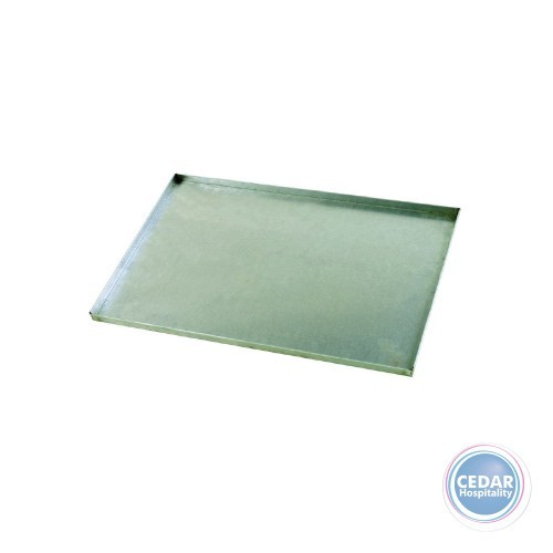 Gi Metal Rectangle Baking Pan/Tray Alum 40x60x2