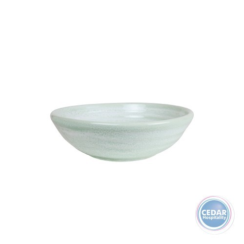 ROBERT GORDON - TERRA DEEP TAPAS BOWL   GREEN MOSS