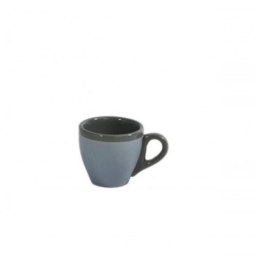 Brew Espresso Cup - 90ML Matt/Gloss Silver Ice