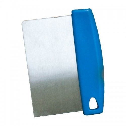 Gi Metal Dough Cutter Plastic Handle