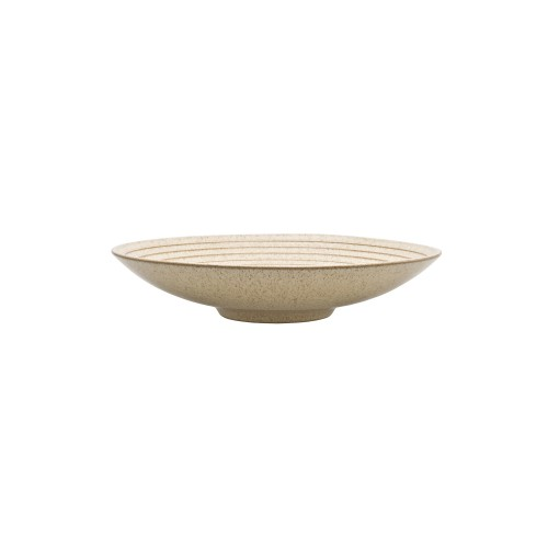 Denby Studio Craft Birch Ridged Bowl