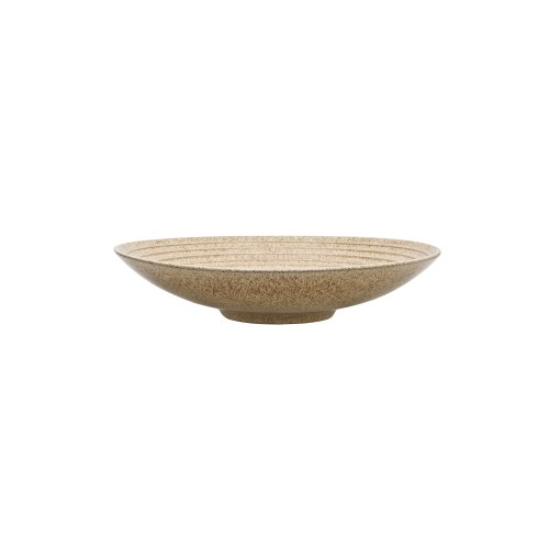 Denby Studio Craft Elm Ridged Bowl