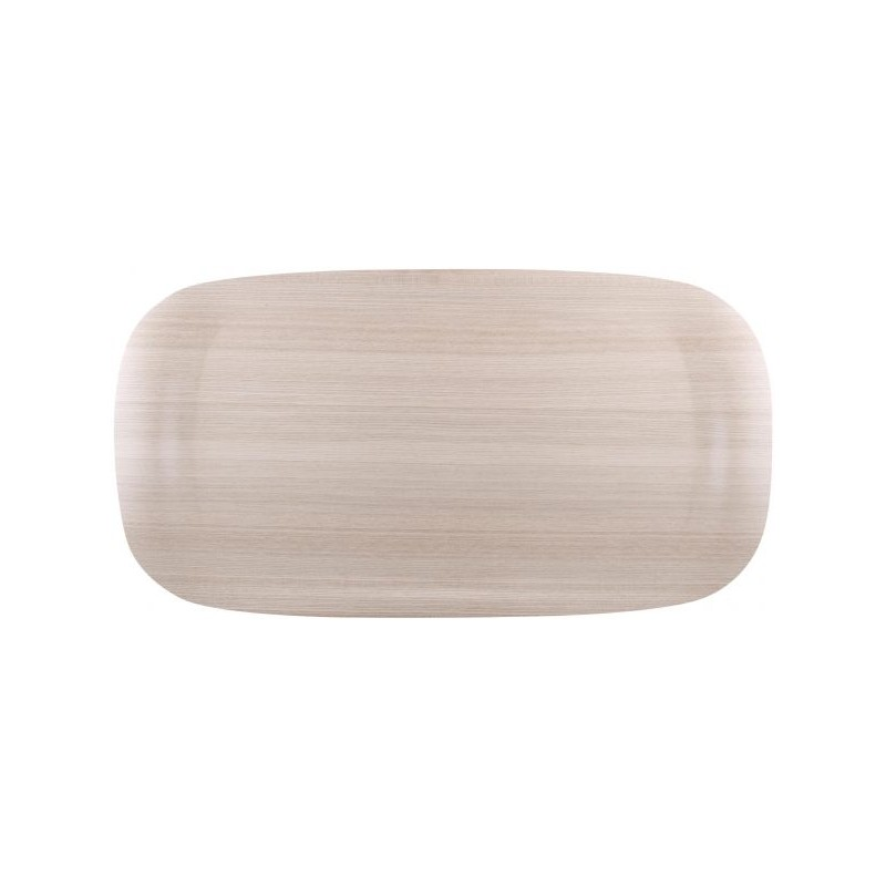 Roltex Earth Wave Tray Light Wood