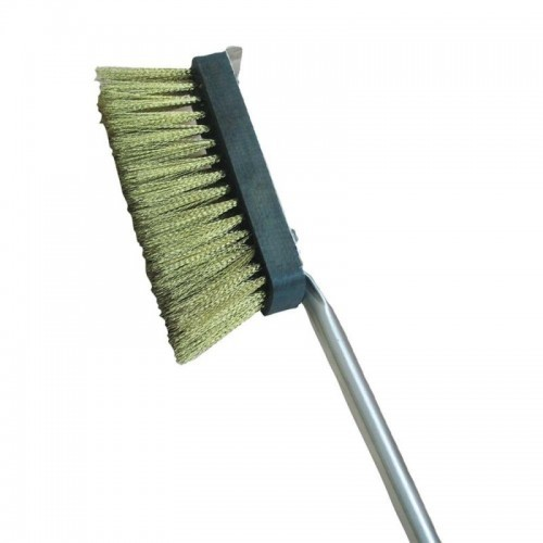 Brass Brush - With Handle 170cm