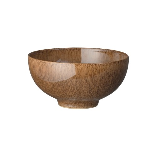Denby Studio Craft Chestnut Rice Bowl