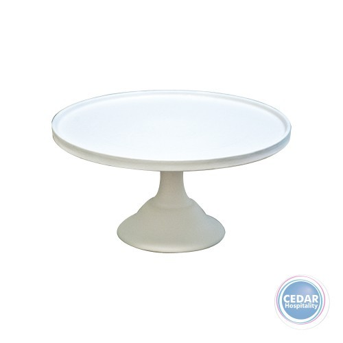 Robert Gordon Cake Stand - Matte White