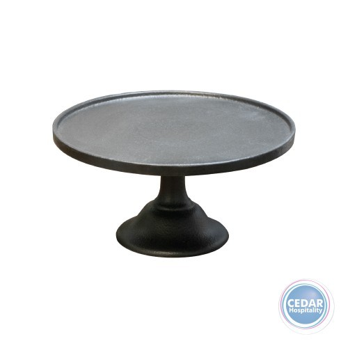 Robert Gordon Cake Stand - Matte Black
